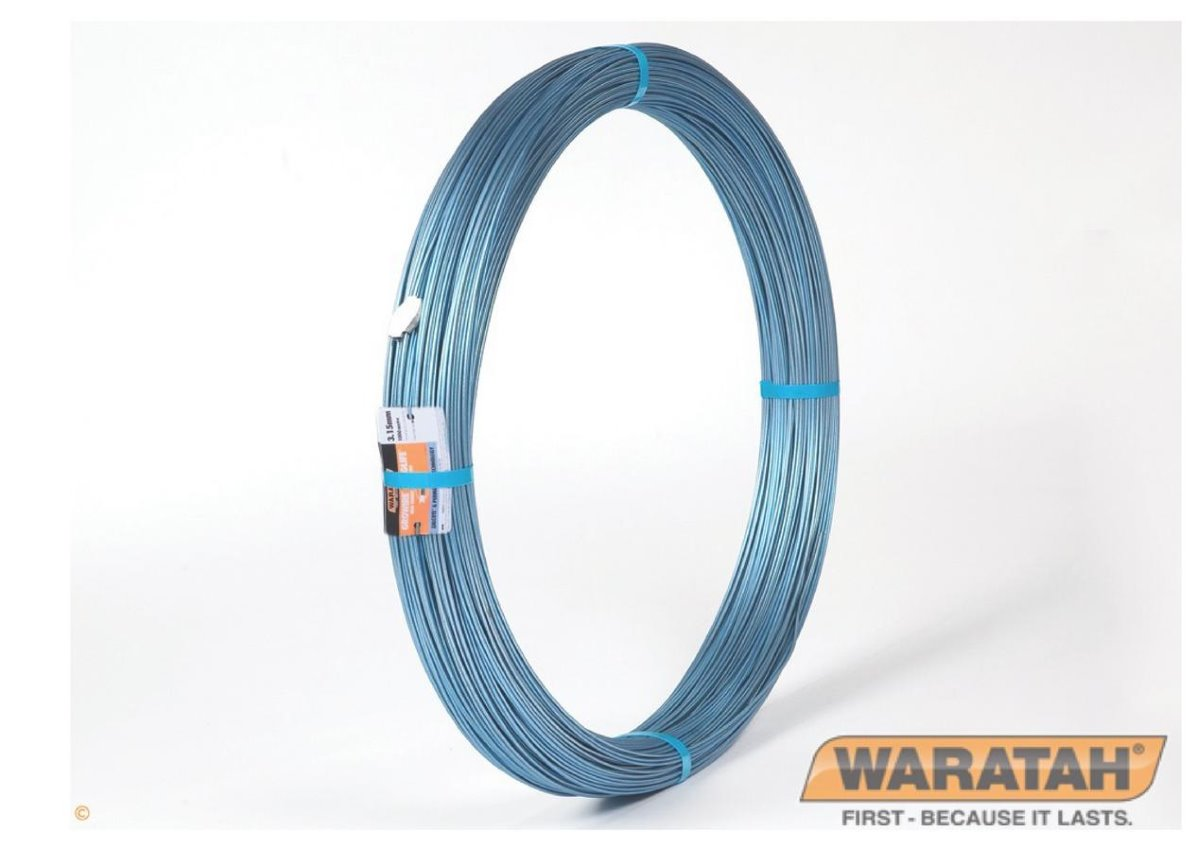 Growire Longlife Blue Wire | Waratah Fence Wire