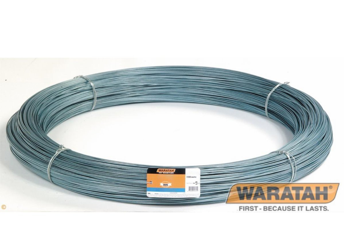Longlife Low tensile wire | Waratah Fence Wire