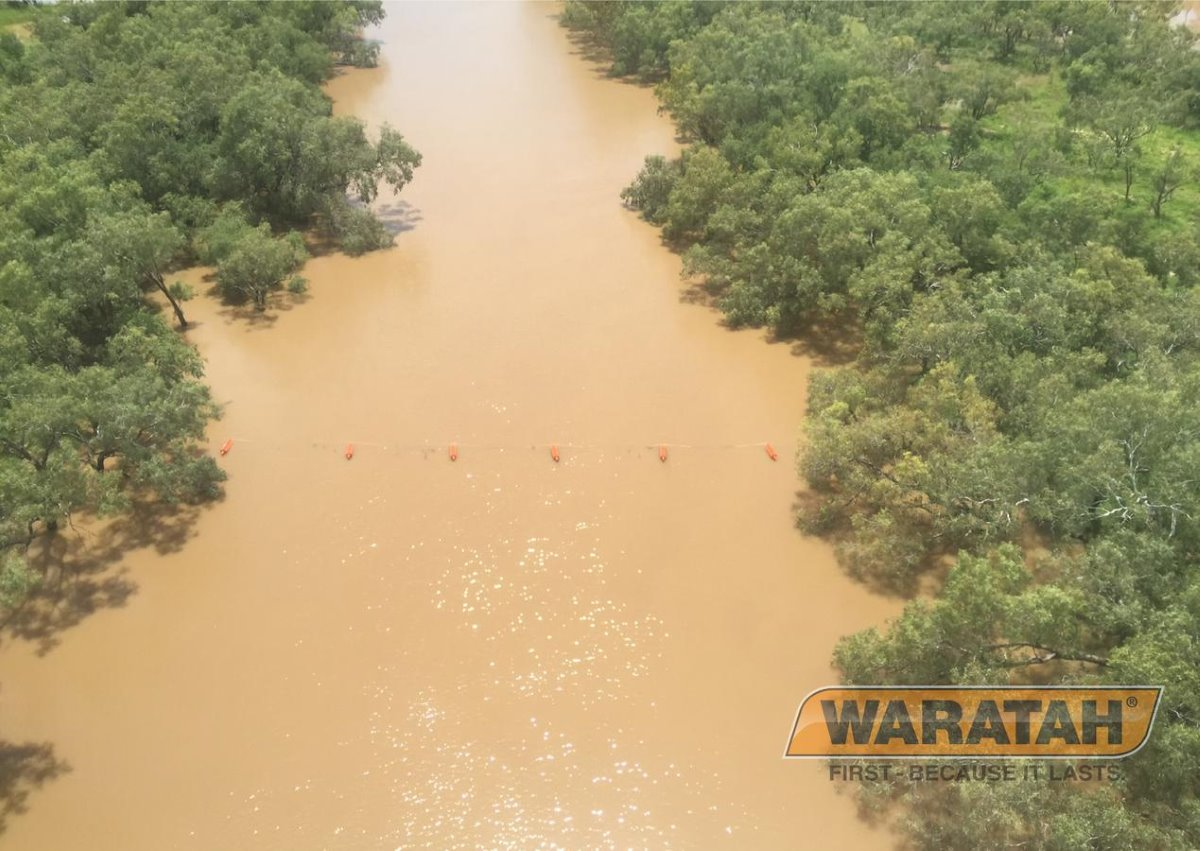 Waratah Flood Posts | Waratah fencing Accessories