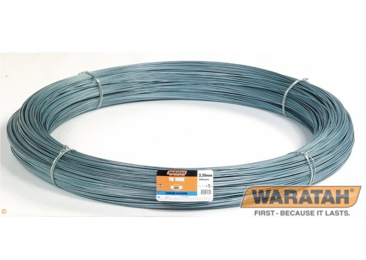 Longlife Blue Tie Wire | Waratah Fencing accessories