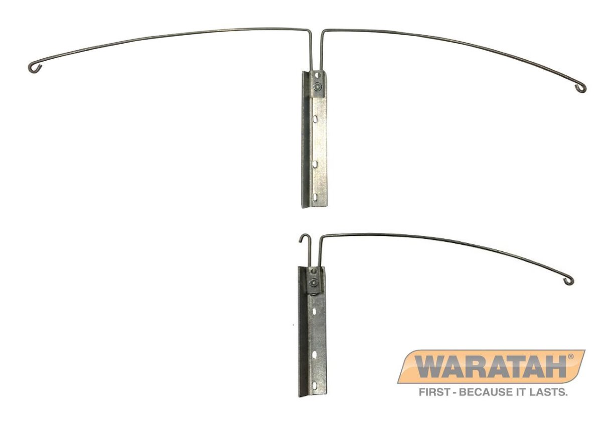 Umbrella and Half Umbrella extensions| Waratah Fencing accessories