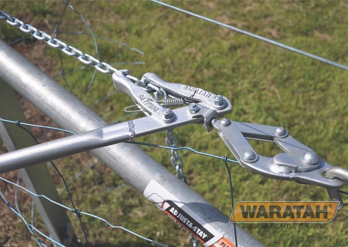 Wizard wire strainer | Waratah fencing tools