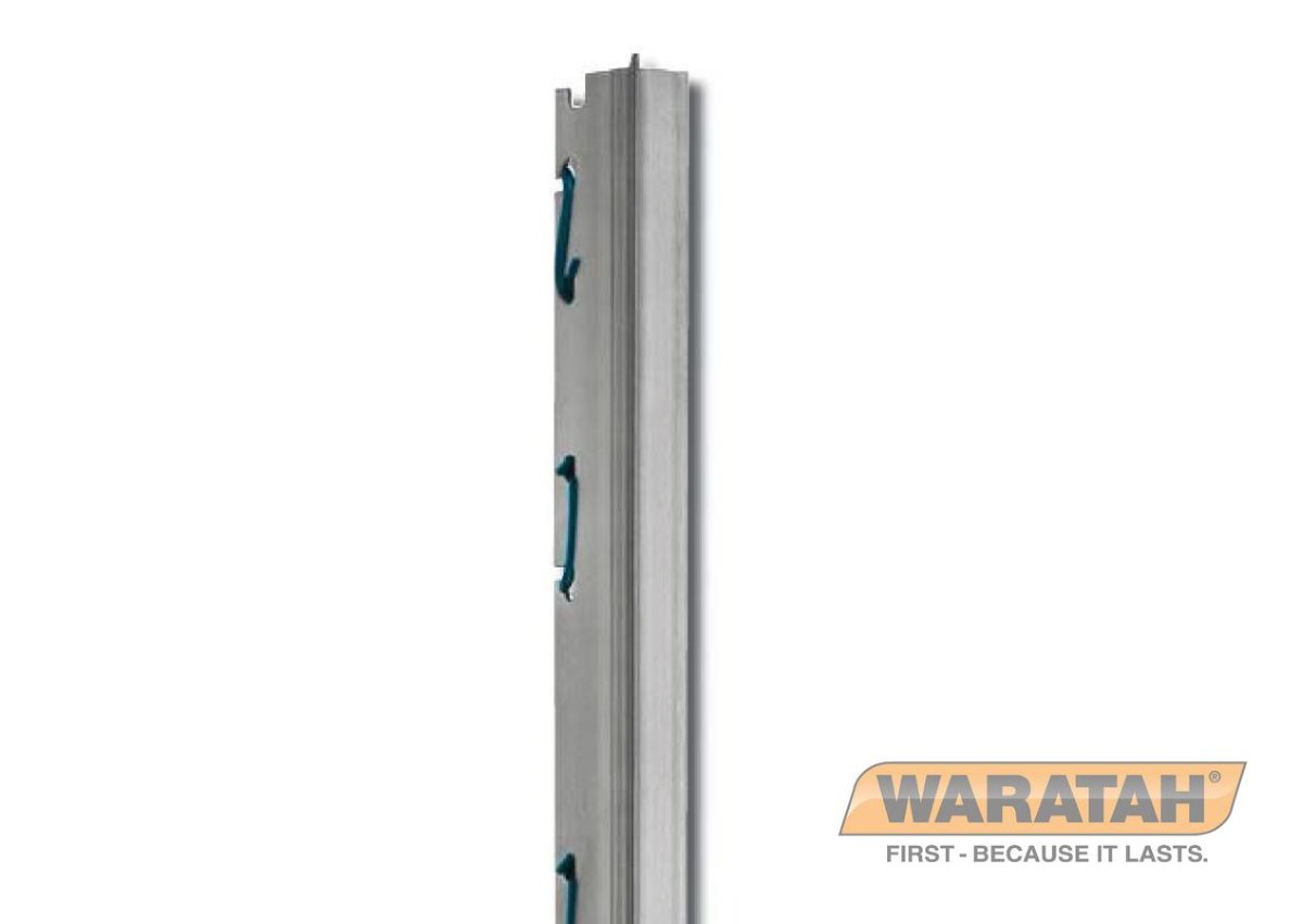 Waratah Blue Latch Posts | Waratah Posts