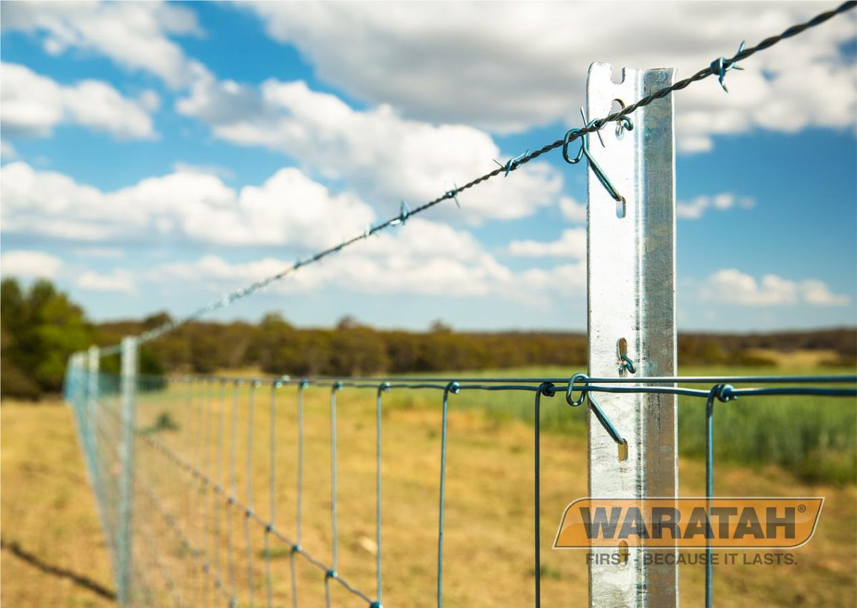 Stocktite Longlife Blue | Waratah Prefabricated Fencing