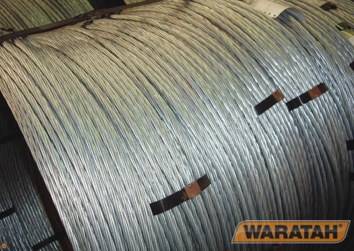 Cattle yard Strand | Waratah Specialised Fence Wire